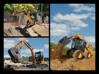 Equipment showdown: Backhoe vs skid-steer/excavator combo