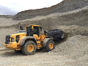 Equipment focus: Volvo CE L120H wheel loader