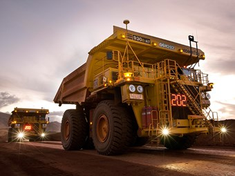 Komatsu, GE team up for 'big data' mining equipment analysis