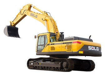 SDLG LG6460E excavator named one of China's best