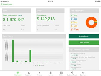 New cloud accounting software for small businesses