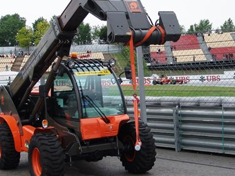 Fork Force to distribute Ausa telehandlers