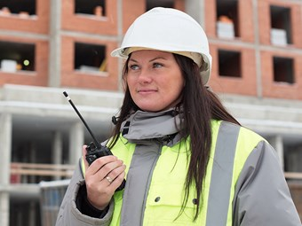 Women making inroads in construction