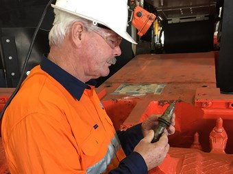 Sandvik announces new Drill Master role