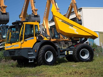 EEA expands with Bergmann site dumper dealership