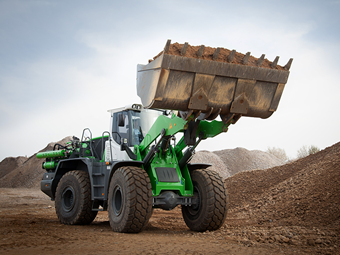 Green power-split transmissions in focus at Bauma