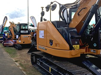 Event: Diesel, Dirt and Turf Expo 2016