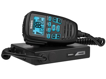 Uniden aims new UHF radios at remote workers