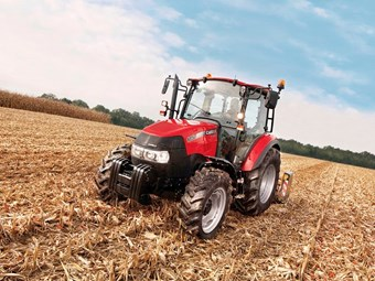 Case IH unveils latest Farmall tractor
