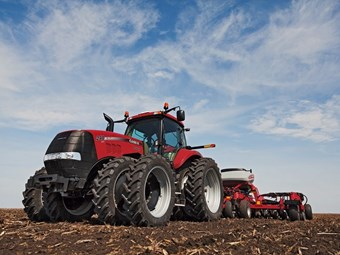 Case IH expands popular Magnum range