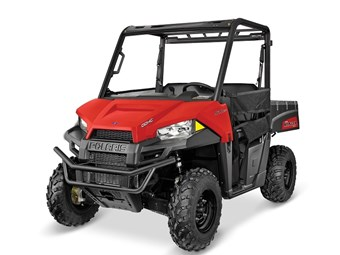 New Polaris 2015 Ranger 570 HD 'redesigned with Australia in mind'