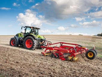New Vaderstad cultivators allow better trash handling
