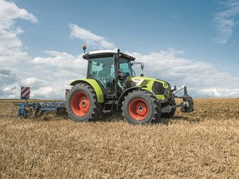 Claas expands compact tractor offering
