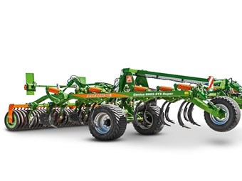 Amazone unveils new Cenius TX trailed cultivators
