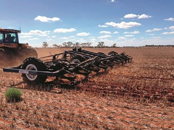 Agrowplow lifts yields for WA farmers