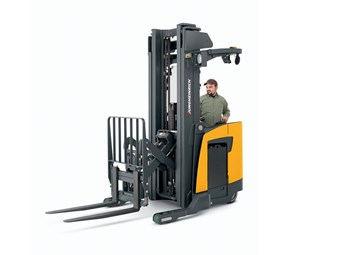 New Jungheinrich reach truck range offers highest lift speed in industry