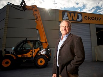 Dieci rebrands to the AWD Group