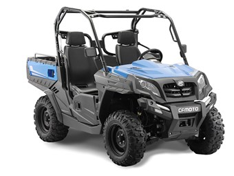 CFMoto unleashes the U8 entry level UTV