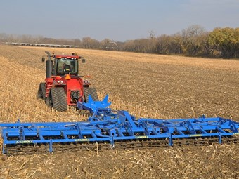Landoll high speed tillers land in Australia