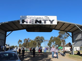 Henty to continue focus on agricultural machinery
