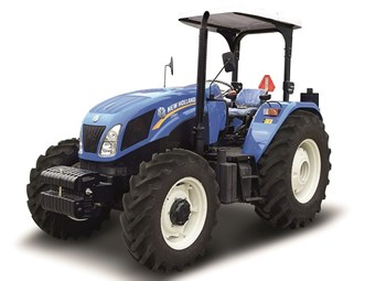 New Holland expands TT4 utility tractor range