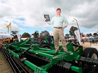 Speedtiller Powerflex named best new Australian machine