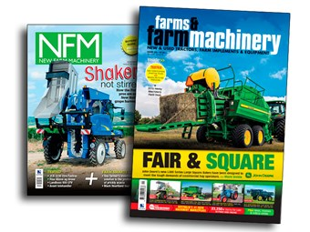 Leading farming and farm machinery titles combine forces