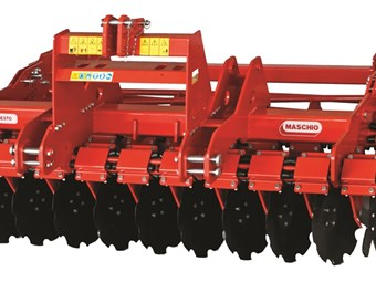 Maschio Presto tiller cuts time for Bowen grower