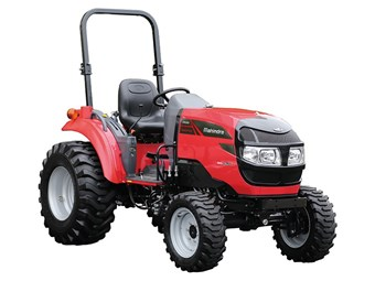 Mahindra unveils new compact workhorses