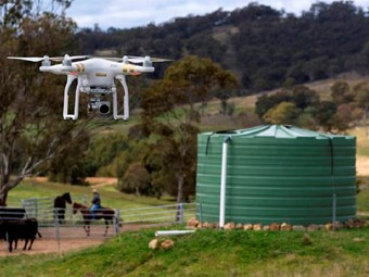 CASA cuts red tape on drone use