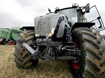 Tractor sales get June confidence boost