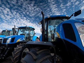 August Ag Equipment sales fall further