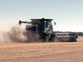 November ag equipment sales in 'large decline'