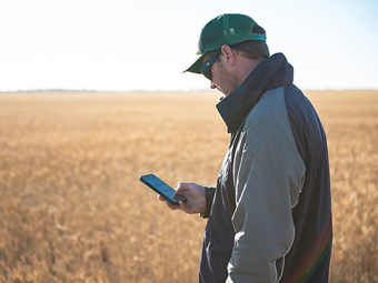 John Deere Operations Center and app updated
