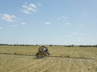 Positive conditions drive farm machinery boom