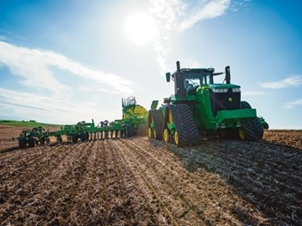 John Deere announces 2022 upgrades