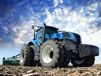 Tractor Sales Boom now 12 months old