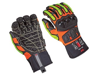 New Elliotts Mec-Flex gloves are impact and cut resistant