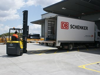 DB Schenker unveils new Brisbane cold storage facility