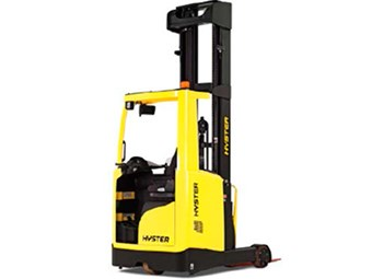 Hyster lifts the lid on R series reach trucks