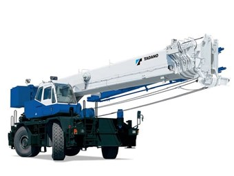 Tadano to launch new rough-terrain crane for overseas markets