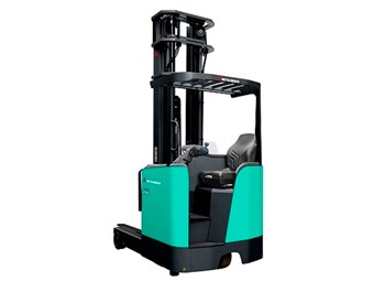 Mitsubishi unveils new reach truck line-up