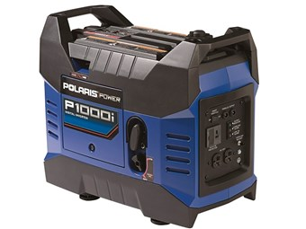 Polaris powers into generator market
