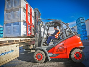 Case study: Linde pre-owned forklifts