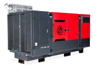 Redstar unveils new CP high pressure compressor