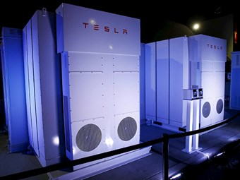 'Crazy' response to Tesla battery launch