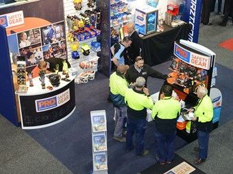 Event: Safety in Action Melbourne 2015