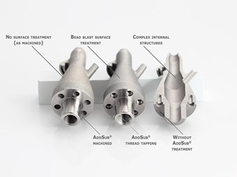 Innovation combines metal 3D printing and CNC machining