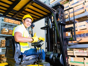 Forklift safety tips: A licence is not enough