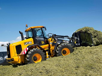 JCB brings out three beefed-up  telehandlers